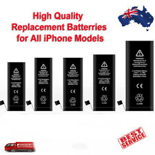 Replacement Battery iPhone XS Max XR X 8 7 6S 6 Plus SE 5S 5C 5 4S 4 New 0 Cycle