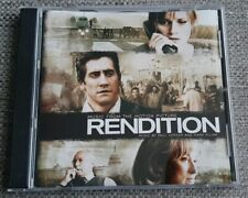 RENDITION CD SOUNDTRACK SCORE - PAUL HEPKER & MARK KILIAN