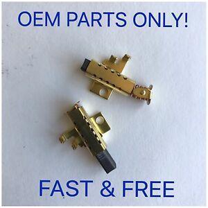OEM Bosch Carbon Brush Set - 2610008121 - Get It Fast! - Fits Multiple Routers