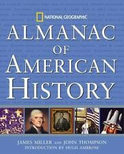 National Geographic Almanac of American History-ExLibrary