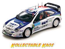 1:18 SunStar - 2007 Rally Sweden - OMV Kronos Citroen - #5 M.Stohl/Minor NEW