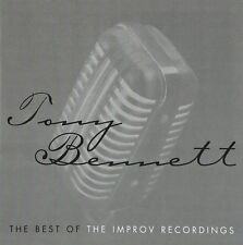TONY BENNETT The Best Of The Improv Recordings 2011 16-track CD album NEW