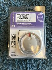 Intermatic Easy To Use Lamp Timer TN600CH New