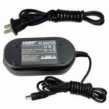 HQRP AC Adapter for Samsung NX5 NX10 NX100 Digital Camera ED-AD9NX01 Replacement