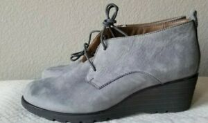 New Dansko cadee wedge lace up wedge boots. sz40. RT$179