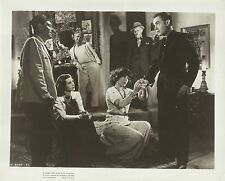 "JOAN WOODBURY, HEDY LAMAR, CHARLES BOYER & JOSEPH CALLEIA in ""Algiers"" 1938"