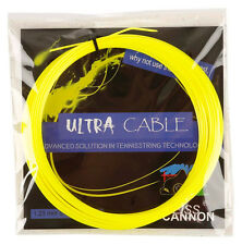 Weiss Cannon Ultra Cable 17 /1.23mm Tennis String Set