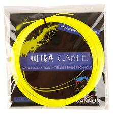 Weiss Cannon Ultra Cavo 17 / 1.23 mm Tennis Stringa Set