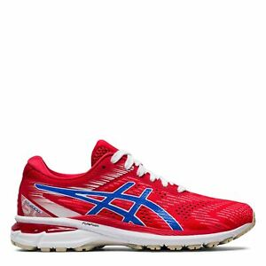 Asics Womens GT2000 v8 Running Shoes Road Lace Up Lightweight Mesh Upper
