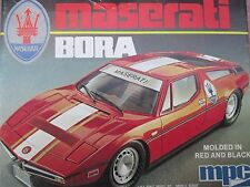 MASERATI BORA MPC 0552 1:24 KIT 1979 ISSUE
