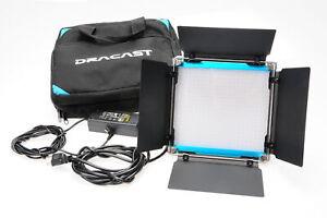 Dracast LED500 Silver Series Bi-Color LED Light DRSP-500BN #688