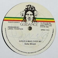 "Echo Minott ""Girls A Mad Over Me/The Saddest Day..."" Reggae 12"" Jah Guidance mp3"