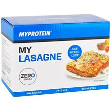 Myprotein My Lasagne 6x100g Zero / Low Carb, Fat & Calorie Konjac Dieting Food