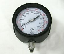 Winters Process Gauge Thermogauge Meter Toronto PSI 2000 KPA 14000