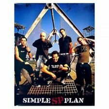 Simple Plan Sp Poster 24x36 inch