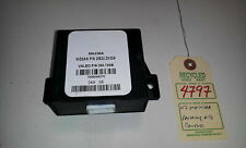 2007 Nissan Maxima Parking Aid Control Module OEM 28532 ZK30A #4797
