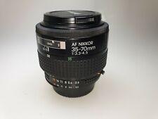 Nikon AF Nikkor 35-70mm 1:3,3-4,5 Objektiv