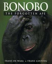 Bonobo:  The Forgotten Ape by de Waal, Frans, Lanting, Frans