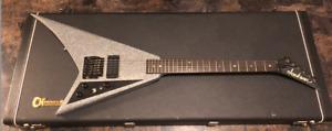 1985 Jackson Randy Rhoads USA Vintage San Dimas COPY w/original case