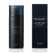 [Sale+Gift] La Muse Homme Daily Perfect All in One Fluid 100ml / Men's Cosmetic