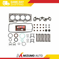 Head Gasket Bolts Set Fit 87-94 Toyota Tercel 1.5 SOHC 12V 3E 3EE