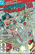 DC Copper Age : Wonder Woman #300 (Gene Colan) Mike Kaluta (Keith Giffen) Giant#