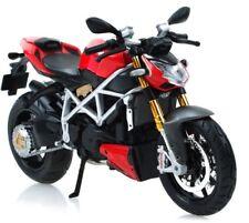 Motorrad Modell 1:12 Ducati Mod. Streetfighter rot von Maisto
