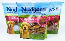 3 Nudges Steak Grillers All Natural Dog Food Treats 48 oz 08/2021
