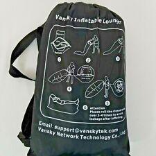 Vansky Inflatable Lounger NEW