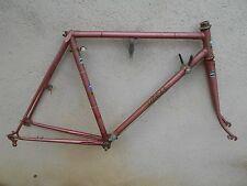 vélo ancien cadre Simplex Méral,tubes leger Durifort taille 53/55