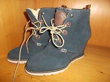 Sansibar Schuhe, Boots, 40, wie NEU, Stiefeletten, Wildleder, Booties,  NP 99,95