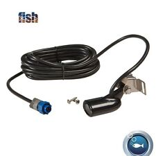 LOWRANCE HST-WSBL TM SKIMMER® TRANSDUCER Wide Cone Angle, 200kHz