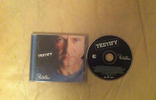 TESTIFY - COLLINS PHIL (CD). CD MADE IN GERMANY 2002.