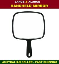 Hand Held Barber Salon Mirror X-LARGE Women Lady Makeup Cosmetic 2 Sizes