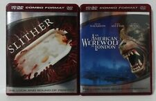 Hd Dvd Horror (2) Pack - An American Werewolf in London - Slither! Free Ship!