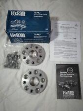Spurverbreiterung 50 MM Spurplatten H&R 5055571 mit Schrauben für Audi etc.