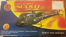 Kit Airfix vintage : Hélicoptère Westland Scout Échelle 1/72