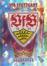 Match Attax 14//15-289-Club-Logo VfB Stuttgart