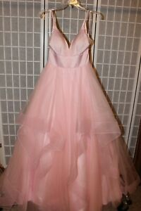NWT Madison James 20328 Pink size 2 Ball gown PROM dress