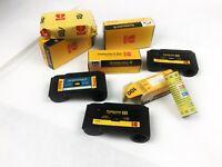 7 Rolls VTG 126, 110, 620 FILM Kodacolor II & Ektachrome Expired 70s some SEALED
