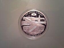 10 Euro Münze 2002  100-Jahre U-Bahn Deutschland / PP