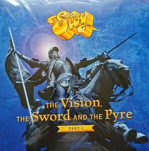 ELOY - THE VISION; THE SWORD AND THE PYRE PART I / DOLP / KLAPPCOVER / KRAUTROCK