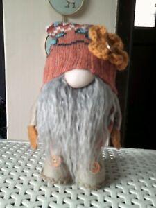 Handmade gnome gonk