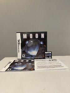Moon (Nintendo DS, 2009) CIB