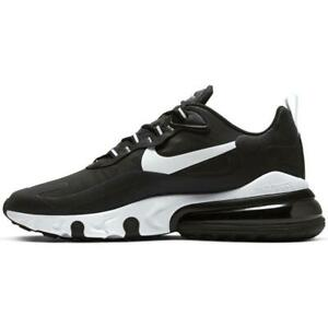 Nike Air Max 270 React Black Size 10 US Mens Athletic Running Shoes