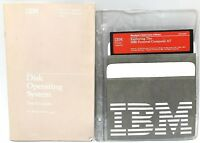"IBM Personal Computer Hardware Reference Library Version 1 5"" Floppy 1st ED book"