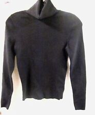 The Limited Girls Black Turtleneck Sweater Pullover Juniors Top Size Xs