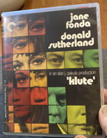 Criterion Collection: Klute [Like New Bluray] 4K Mastering, Restored, Special Ed