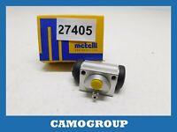 Cylinder Rear Brake Rear Wheel Brake Cylinder METELLI 044701