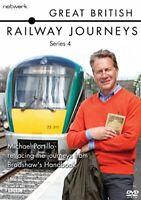 Great British Railway Journeys: Series 4 [DVD][Region 2]